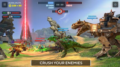 Dino Squad: TPS Dinosaur Shooter screenshots 12