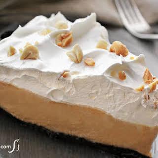 Peanut Butter Pudding Pie.