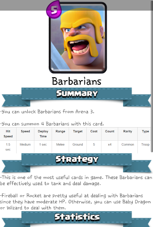 Guide for Clash Royale 10.0.0 screenshot 896062