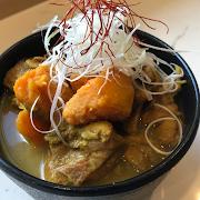 Mini Curry Chicken Don
