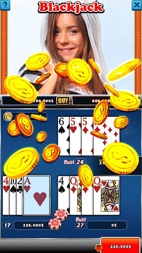 Hot Model Casino Slots : Sex y Slot Machine Casino 1.1.6 screenshots 14