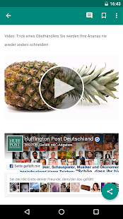 Le Huffington Post – Miniaturansicht des Screenshots