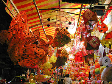 Mid Autumn Festival Chinese Lanterns