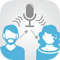 Change your voice to anything icon