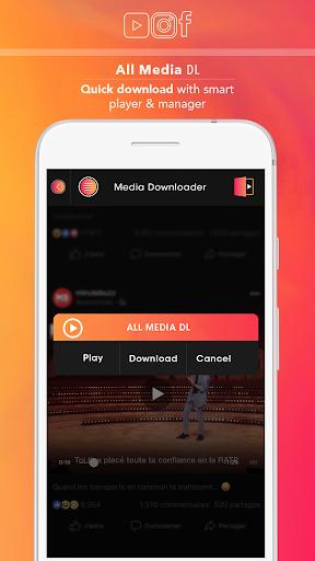 All Video Downloader - download mp4 videos 6.1 screenshots 1