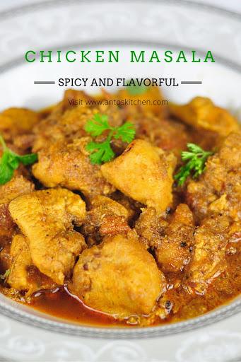 chicken masala indian