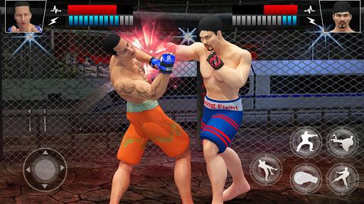 Télécharger MMA Fighting 2020: Fight Martial Arts Hero's APK MOD (Astuce) screenshots 4