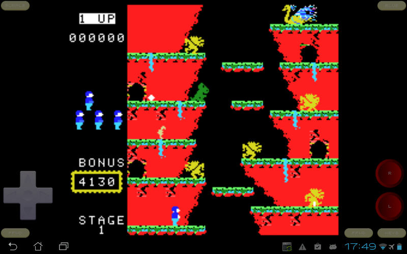 ColEm Deluxe - Complete ColecoVision Emulator Screenshot 4