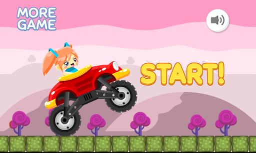 Princess Truck Stunt