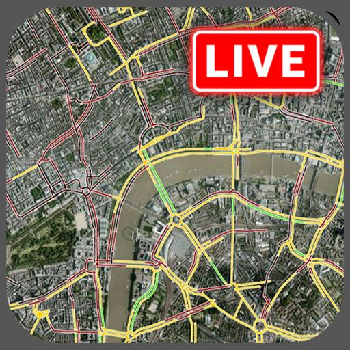 Live Earth Maps Offline