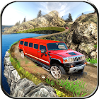 Off Road Tourist Limo Driving icon