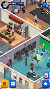 TV Empire Tycoon Mod Apk (Unlimited Money) 0.9.4 6