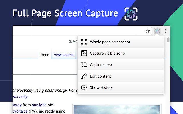 Easy Screen Capture - save & send screenshots