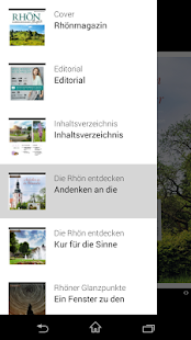 Rhön Magazin- screenshot thumbnail