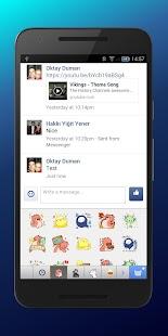 MiniFace For Facebook - náhled
