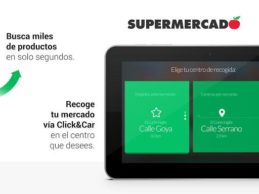 Supermercado El Corte Inglés screenshot 13