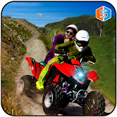 Quad Bike Driving Simulator