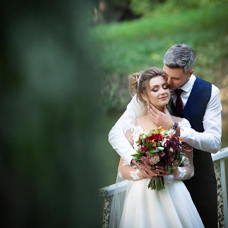 Wedding photographer Vladimir Tincevickiy (faustus). Photo of 23.10.2017