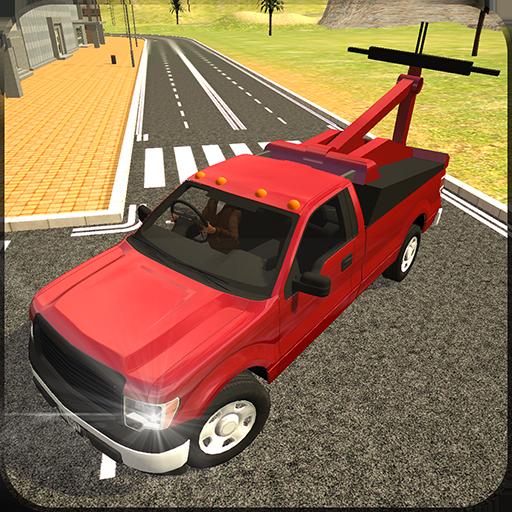 拖车转运3D 模擬 LOGO-玩APPs