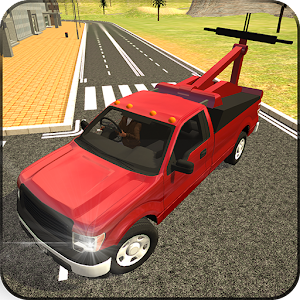 Tow Truck Transporter 3D for PC and MAC