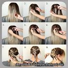 編み髪型チュートリアル icon