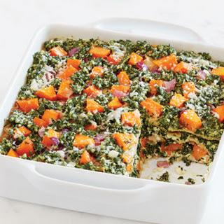Vegetable Lasagna Butternut Squash Recipes