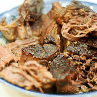 Dr Pepper Slow Cooker Roast Beef.