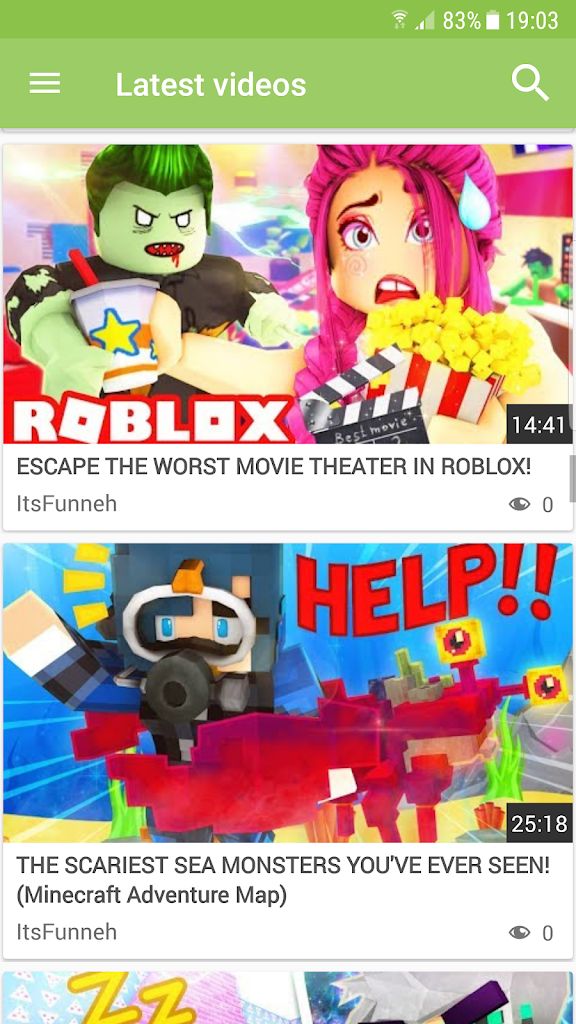 Itsfunneh Roblox Video 1 0 1 Apk Download Com Disoft Itsfunneh