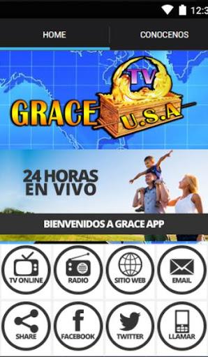 Grace TV Radio USA