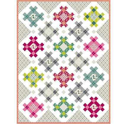 Hashtag Free Quilt Pattern