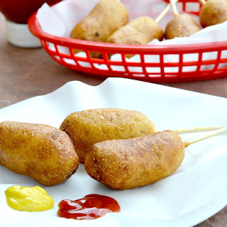 Egg Free Corn Dogs Recipes.