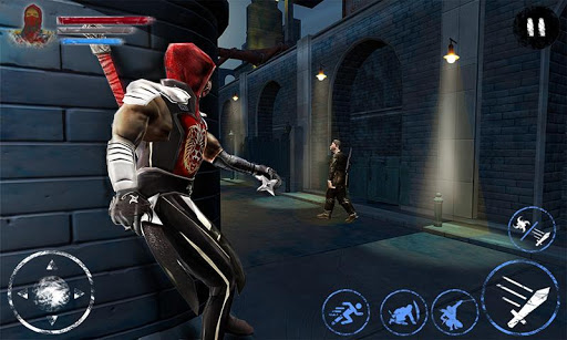Ninja Assassin warrior battle: New Stealth Game 1.2.0 screenshots 1