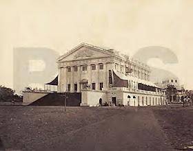 Photo: Banqueting hall ( Rajaji hall )- Government house.