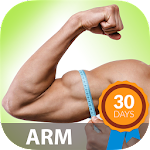 Strong Arms in 30 Days - Biceps Exercise 1.0.3