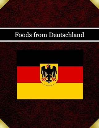 Foods from Deutschland
