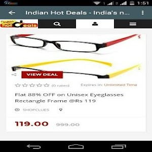 Indian Hot Deals screenshot 0