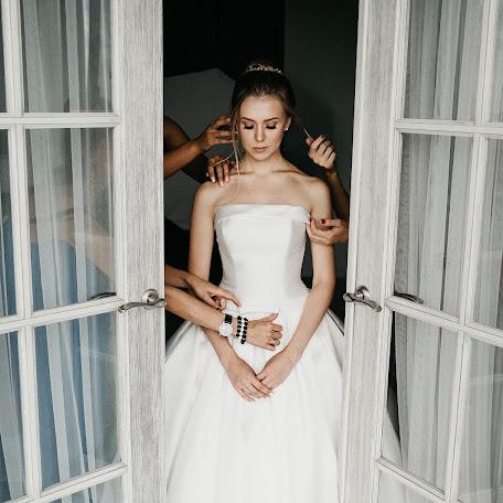 Fotógrafo de bodas Dasha Tebenikhina (tebenik). Foto del 10.01.2018