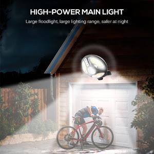 Lampa solara 120 LED SMD, senzor de miscare, LB-1288B