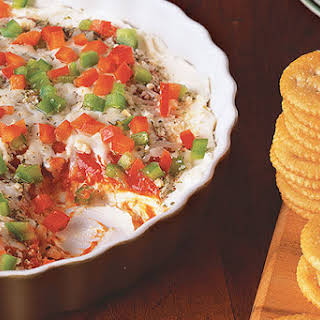 PHILLY Cheesy Pizza Dip.