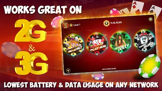 Tubb Teen Patti - Indian Poker- screenshot thumbnail
