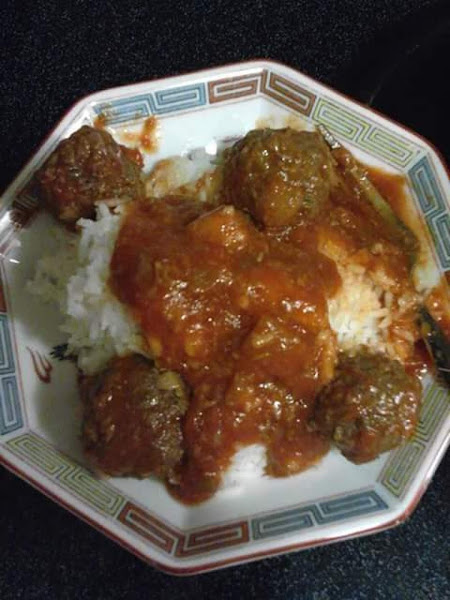 Sweet And Sour Meat Balls Recipe