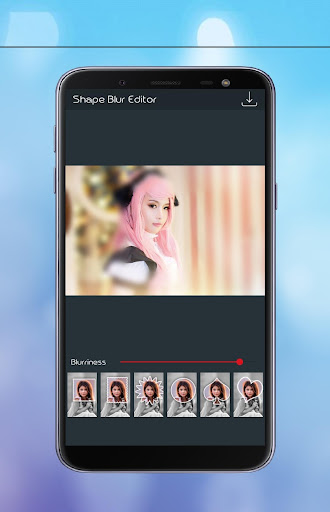 Blur Photo Auto editor - Blur Image Background screenshot 10