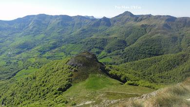 Photo: Le Griounou et au fond le Puy Mary