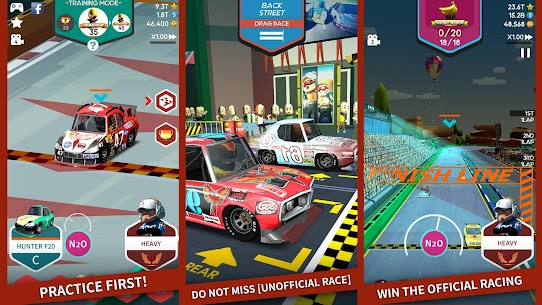 PIT STOP RACING : MANAGER MOD (Unlimited Coins) 7