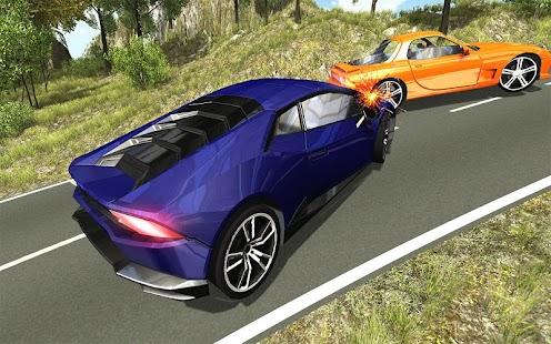 Offroad Car Mountain Racer Ekran Görüntüsü