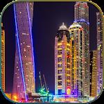 HD Dubai Live Wallpaper Icon
