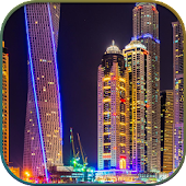 HD Dubai Live Wallpaper