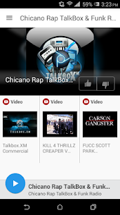 Chicano Rap TalkBox & Funk- screenshot thumbnail
