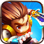 Soul Warriors – Fantasy RPG Adventure: Heroes War icon