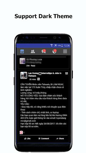 faster for facebook lite screenshot 3